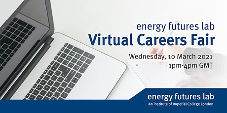Energy Futures Lab Virtual Careers Fair tickets