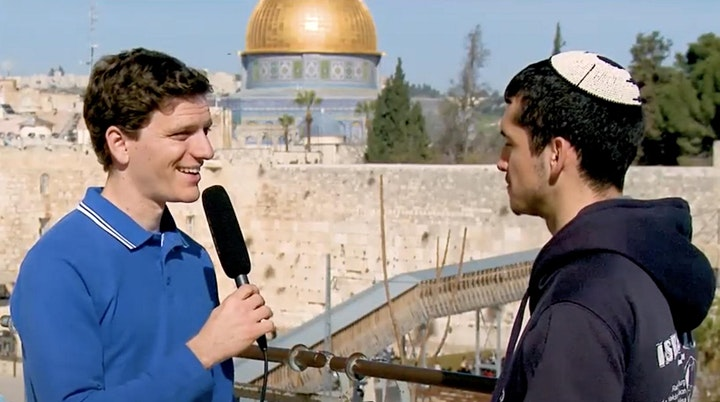 For Such A Time - connecting with Israel's Messianic calling image