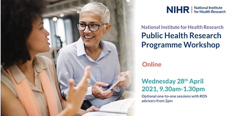 NIHR Public Health Research Programme Event tickets