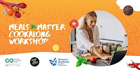 Meals Matter: Cookalong Workshops tickets
