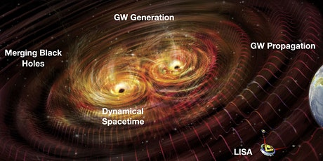 Online Astronomy Talk: The Discovery of Gravitational Waves tickets