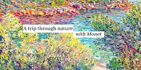 Art Club - A trip through nature with Monet tickets