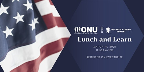 Lunch & Learn ONU x WWP tickets