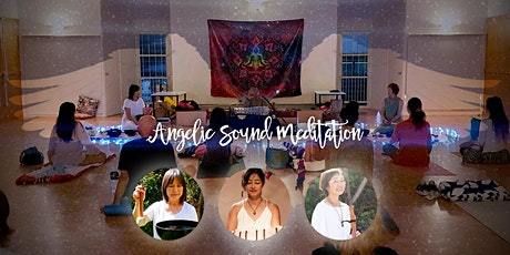 4th Saturdays - Angelic Sound Meditation with Singing Ring® Collaboration tickets