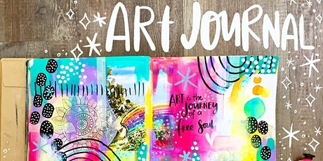 Art Journaling Workshop tickets