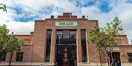 ROE & CO IRISH WHISKEY MASTERCLASS - FREE tickets