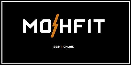 MoshFit: 40-Min HIIT Class w/ Rock Bangers:  Online tickets