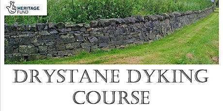 Drystane Dyking Course (Full Weekend: 26/27 June 2021) tickets