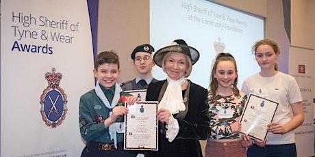 Tyne & Wear High Sheriff Awards - Virtual Ceremony tickets