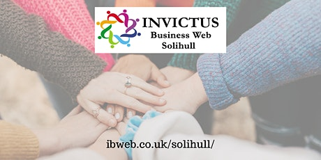 Invictus- building a business community. Meeting fortnightly online tickets