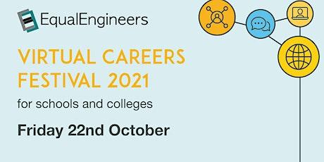 Schools & Colleges Engineering & Technology Virtual Careers Festival 2021 entradas