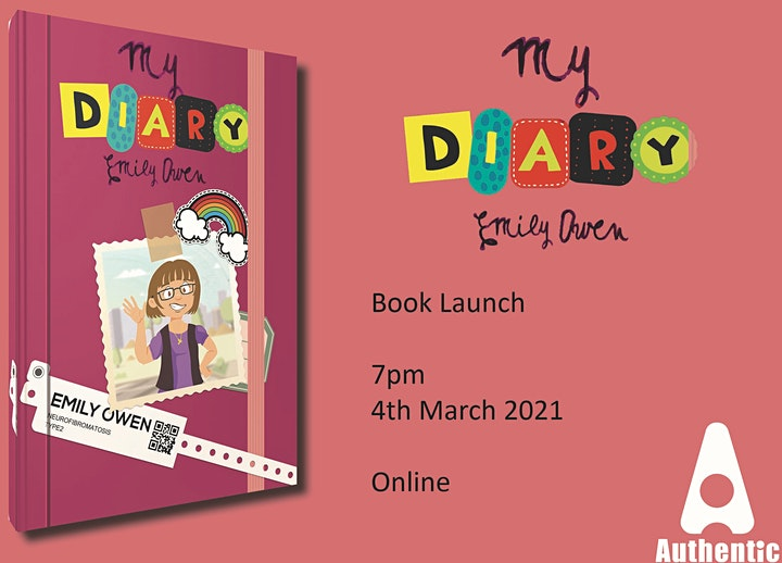 'My Diary' Book Launch, Emily Owen image