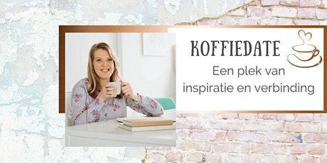 Koffiedate Online - Thema Kracht van Imperfectie tickets