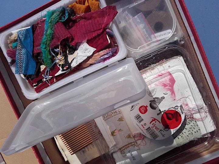 Schnupperkurs Art Journals: Das mobile Atelier: Bild