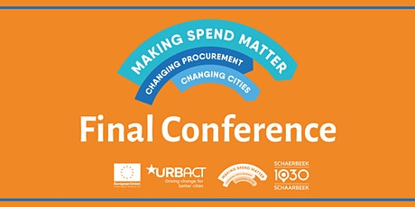 Making Spend Matter - Final Conference tickets