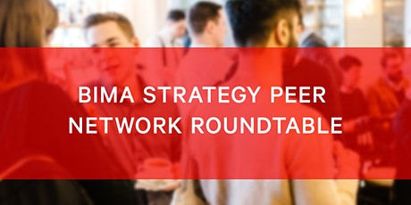 BIMA Strategy Roundtable tickets