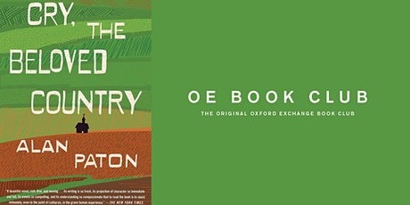 OE Book Club | Cry, the Beloved Country tickets