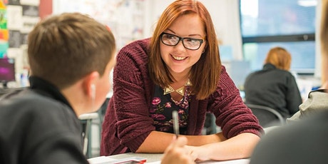 Get into teaching with STSA:  Secondary - Information Evening tickets