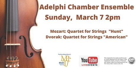 Adelphi Chamber Ensemble tickets
