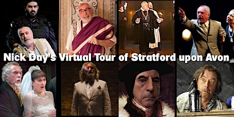 Nick Day's Virtual Tour of Stratford upon Avon ingressos