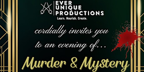 Murder Mystery Party tickets