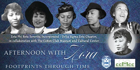 Afternoon with Zora: Footprints Through Time tickets