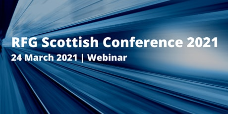 RFG Scottish Conference 2021 tickets
