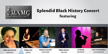 Splendid Black History Concert tickets