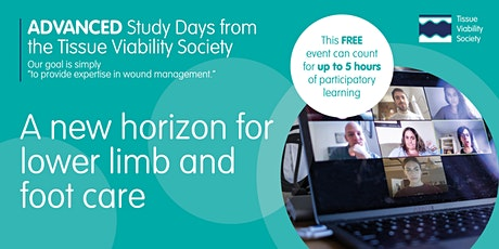 TVS Advanced Study Day - A new horizon for Lower Limb & Foot Care tickets