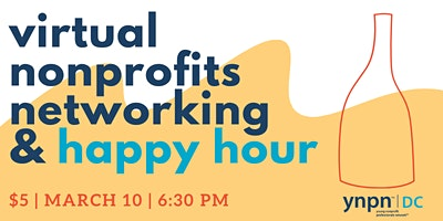 March Happy Hour with YNPNdc