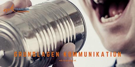 Grundlagen Kommunikation Tickets
