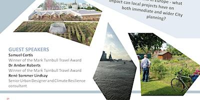 The Mark Turnbull Travel Award Presentation and LIS AGM