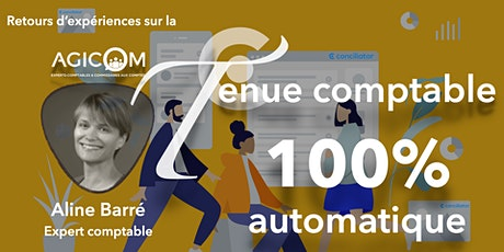 100% de la tenue comptable en automatique : retour  Agicom billets