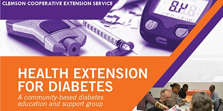 Health Extension for Diabetes-Online tickets