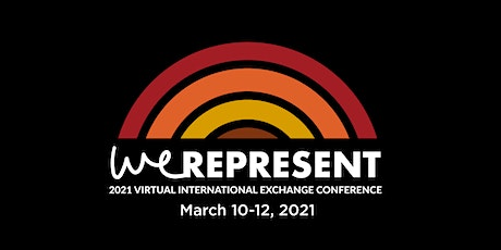 We Represent 2021 Virtual International Exchange Conference tickets