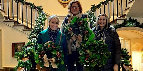 Wreath Making at Normanby Hall - 29th & 30th November 2021 tickets