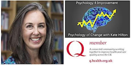 P4I - Psychology of Change tickets