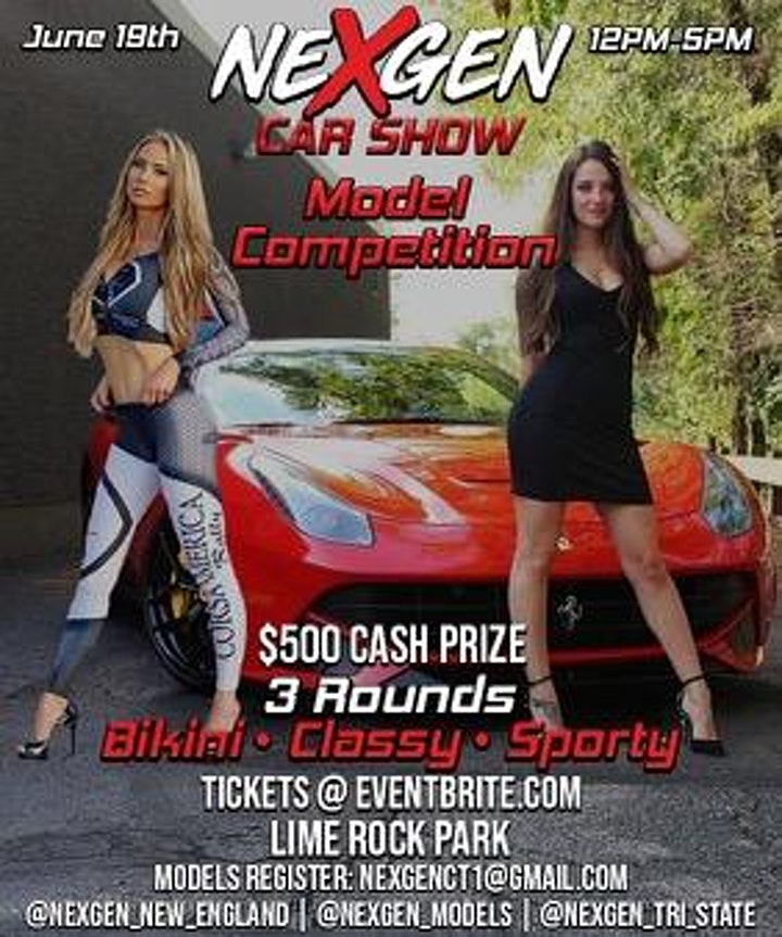 Nexgen Car Show & Autocross Race image
