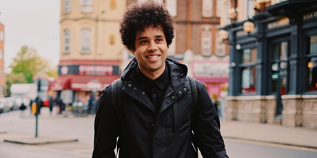 In conversation: Jhalak prize-winning author Johny Pitts tickets
