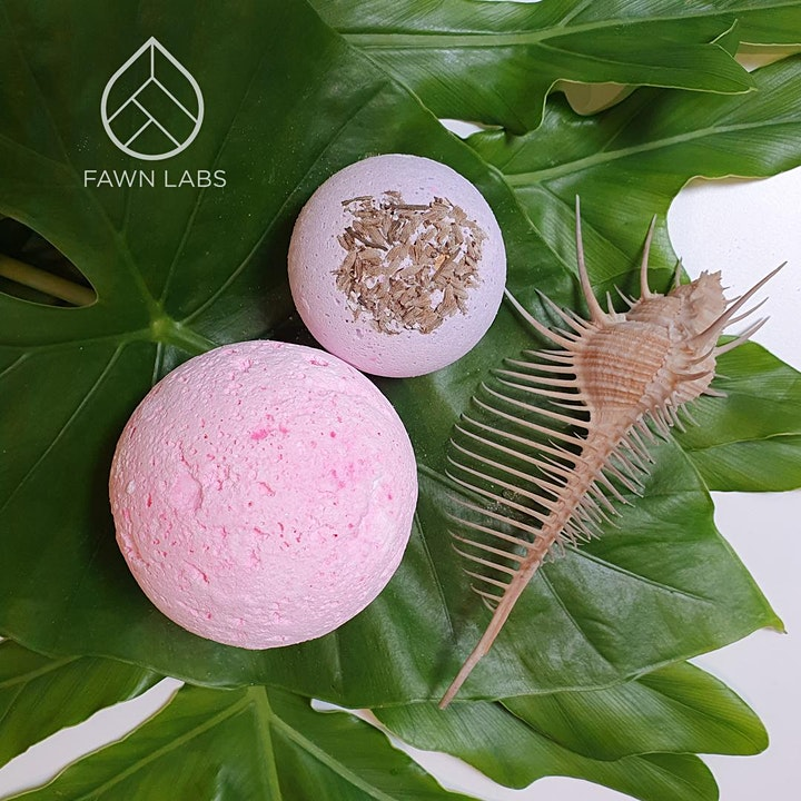 Bath Bombs X Farmer's Edition (March School Holidays) image