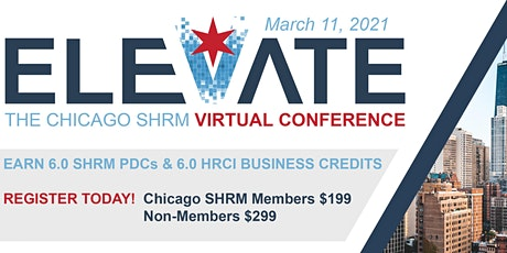 ELEVATE Your March - Transformation, Resilience, & the Future of Work tickets