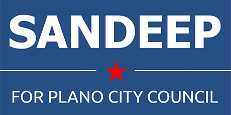 Meet the Candidate: Sandeep Srivastava for Plano City Council tickets