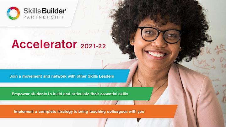 Skills Builder UK Accelerator - Free Information event 33 image
