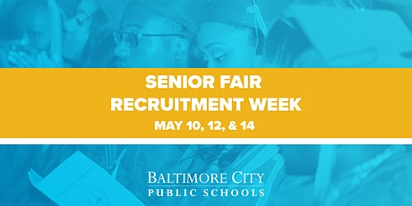 Baltimore City HS Grads 2021 Employer /Training Provider Registration tickets