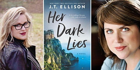 J.T. Ellison, HER DARK LIES Virtual Event In Conversation with Lisa Gardner tickets