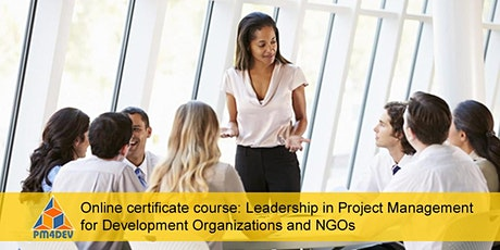 eCourse: Leadership in Project Management (May 17, 2021) tickets