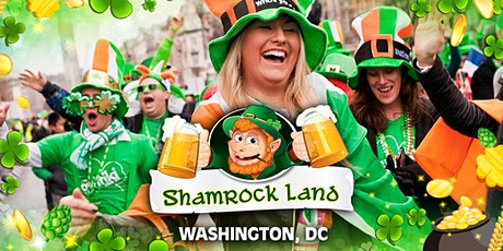 Shamrock Land 2021 (Washington, DC) entradas