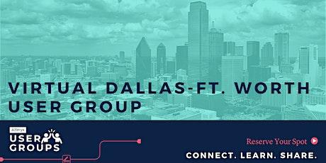 Dallas-Ft. Worth Alteryx UG February 2021 Meeting tickets