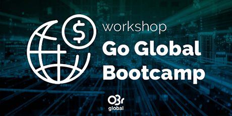 Go Global Bootcamp - ONLINE - Preparando para competitividade internacional ingressos