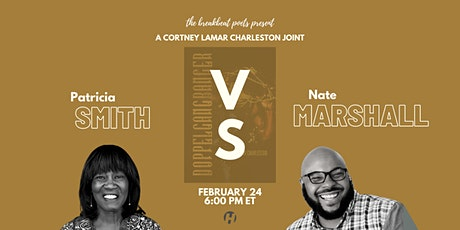 BreakBeat Poets Presents: Nate Marshall Vs Patricia Smith tickets